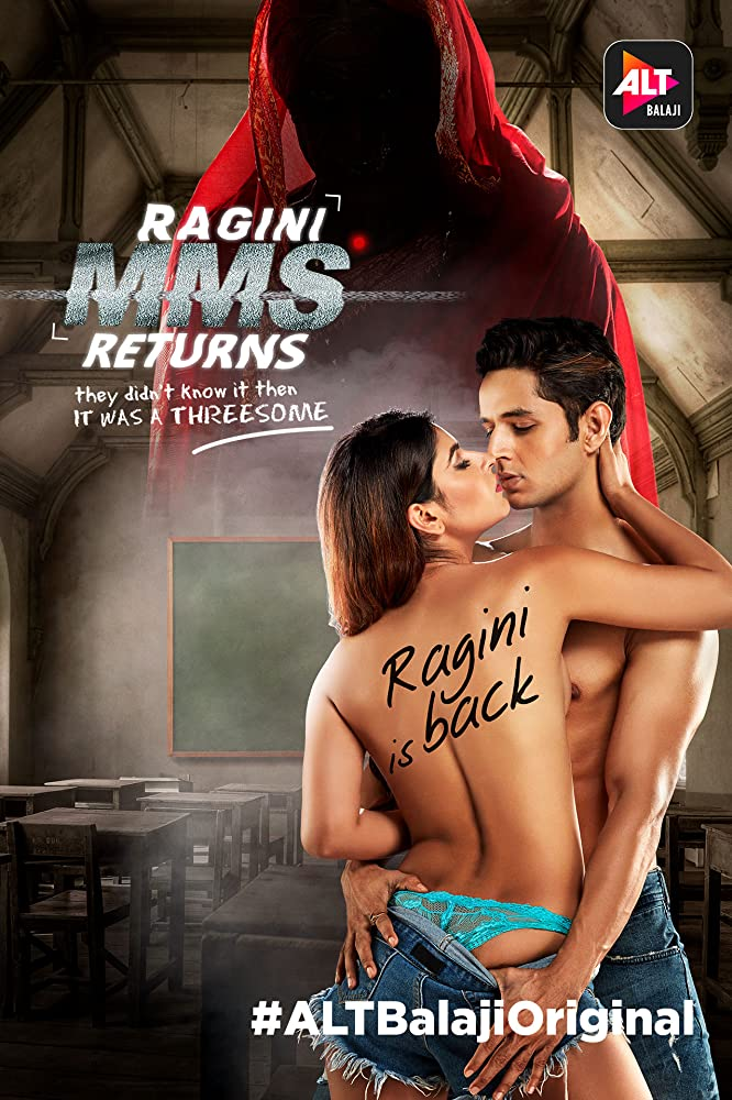 Ragini MMS Returns Season 1 (Complete) Hindi Movie Poster
