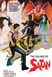 Lumaban ka, Satanas(1983) Poster - Movie Forum, Cast, Reviews