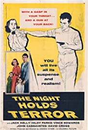 The Night Holds Terror (1955) Poster - Movie Forum, Cast, Reviews