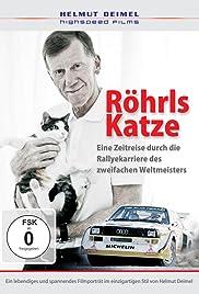Röhrls Katze Poster