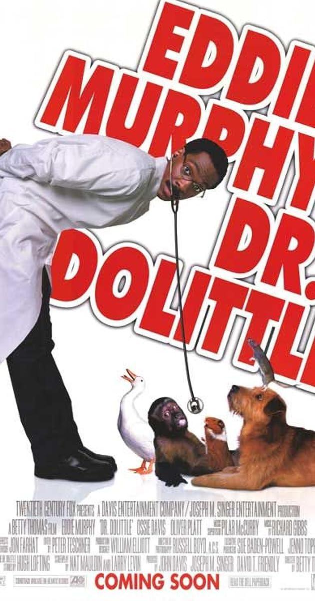 Daktaras Dolitlis / Doctor Dolittle (1998) online