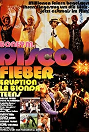 Disco Fieber Poster