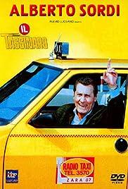 Il tassinaro Poster