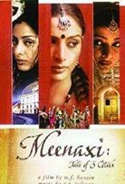 Meenaxi: Tale of 3 Cities Poster