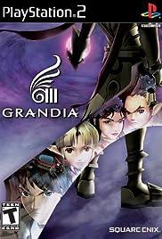Grandia III Poster