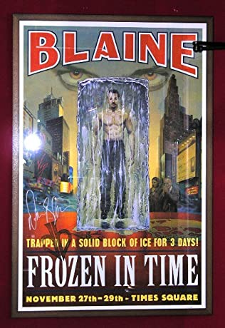 David Blaine: Frozen in Time (2000)