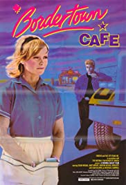 Bordertown Cafe Poster