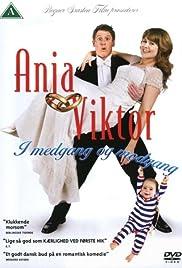 Anja & Viktor - I medgang og modgang Poster