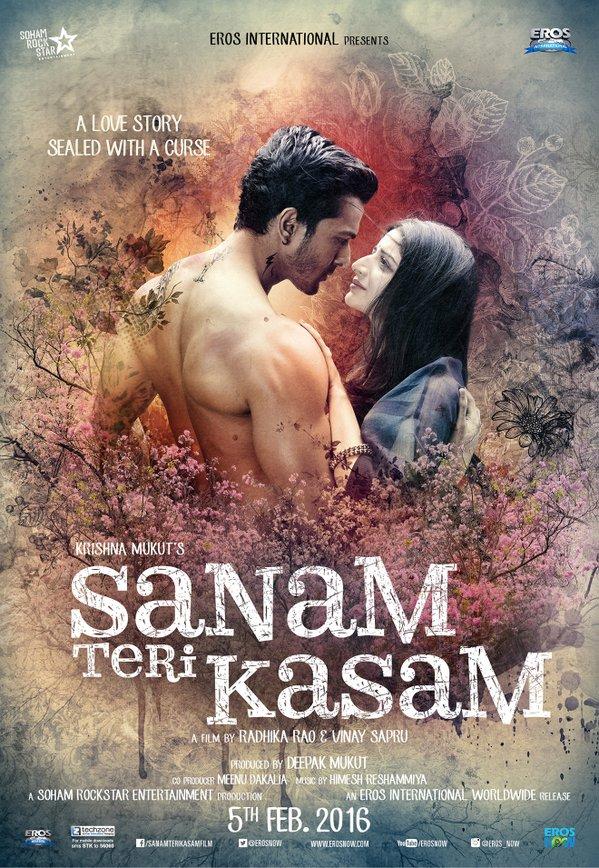 Sanam Teri Kasam (2016) - 720p - DVD-Rip - Hindi - x264 - AC3 - 5 1 - Mafiaking - M2T...
