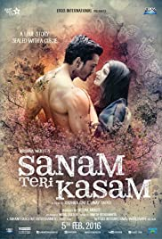 Sanam Teri Kasam (2016) Poster - Movie Forum, Cast, Reviews