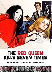 The Red Queen Kills Seven Times Poster