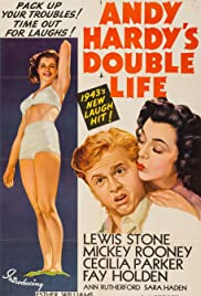 Andy Hardy's Double Life (1942) Poster - Movie Forum, Cast, Reviews