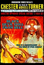 Black Devil Doll from Hell (1984) Poster - Movie Forum, Cast, Reviews