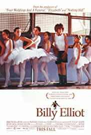 Billy Elliott film poster