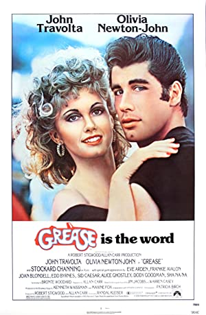 Grease poster