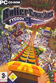 RollerCoaster Tycoon 3(2004) Poster - Movie Forum, Cast, Reviews