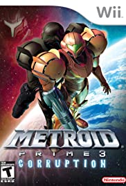 Metroid Prime 3: Corruption (2007) Poster - Movie Forum, Cast, Reviews