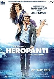 Heropanti(2014) Poster - Movie Forum, Cast, Reviews