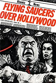 Flying Saucers Over Hollywood: The 'Plan 9' Companion (1992) Poster - Movie Forum, Cast, Reviews