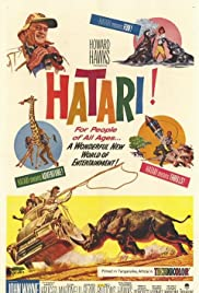 Hatari!(1962) Poster - Movie Forum, Cast, Reviews