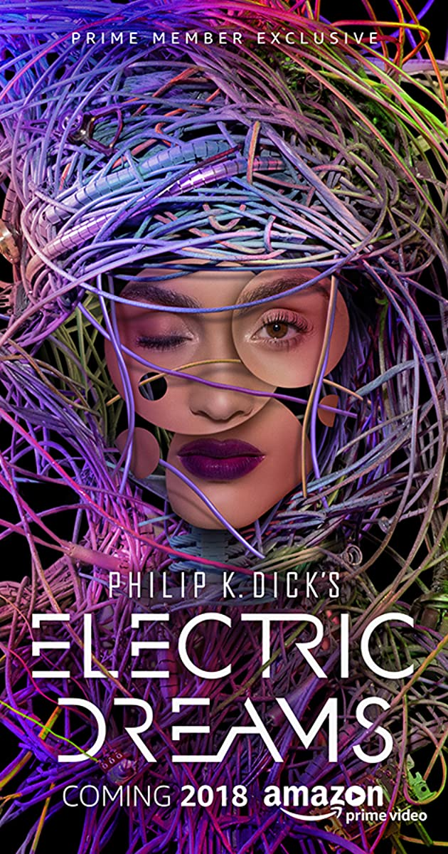Book Cover Series Imdb : Philip k dick s electric dreams tv series  imdb