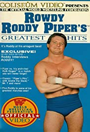 Roddy Piper's Greatest Hits Poster