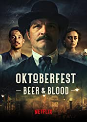 Oktoberfest: Beer and Blood (2020) poster