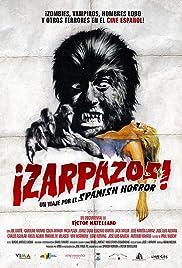Zarpazos! Un Viaje Por El Spanish Horror Poster