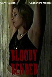 Bloody Bender Poster