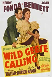 Wild Geese Calling Poster