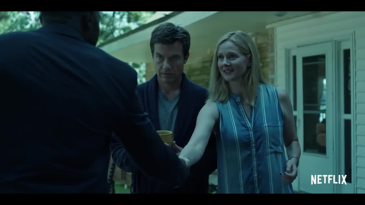Channel 5 Caveman Show : Official trailer from ozark