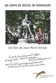 Un conte de Michel de Montaigne Poster