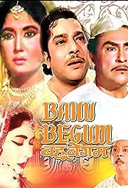Bahu Begum Poster
