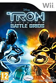 Tron: Evolution - Battle Grids Poster