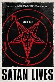 Satan Lives Poster