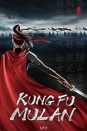 Kung Fu Mulan (2020) poster