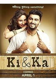 Nonton Film Ki and Ka (2016)