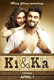 Ki & Ka (2016) Poster - Movie Forum, Cast, Reviews