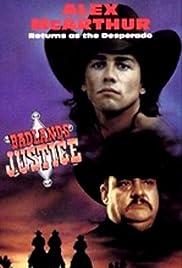 Desperado: Badlands Justice Poster