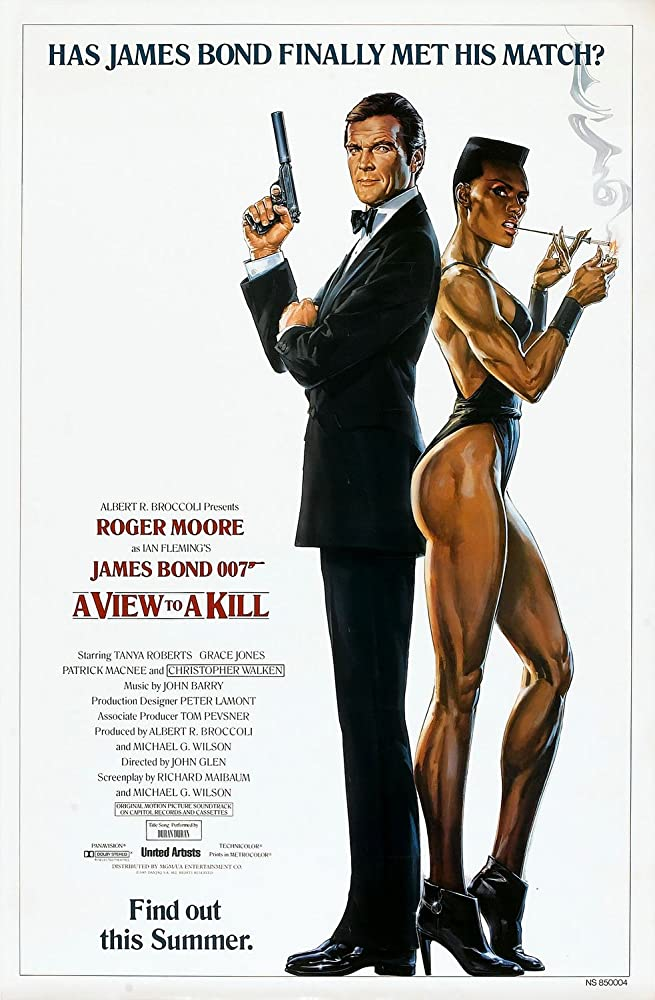 A View to a Kill (1985) Hindi Dubbed Movie