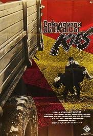 Black Gravel Poster