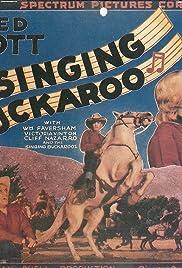 The Singing Buckaroo Poster
