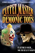 Image of Puppet Master vs Demonic Toys