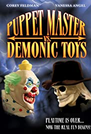 Puppet Master vs Demonic Toys (2004) Poster - Movie Forum, Cast, Reviews