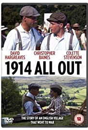1914 All Out Poster