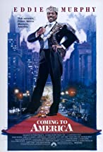 Primary image for Coming to America