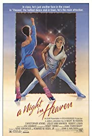 A Night in Heaven (1983) Poster - Movie Forum, Cast, Reviews