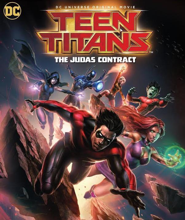 Jovens Titãs: O Contrato de Judas