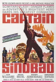 Captain Sindbad (1963) Poster - Movie Forum, Cast, Reviews