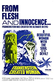Frankenstein Created Woman (1967) Poster - Movie Forum, Cast, Reviews